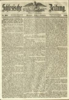 Schlesische Zeitung, 1853, Nr. 204