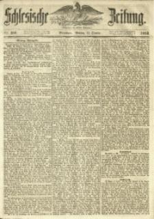Schlesische Zeitung, 1853, Nr. 256