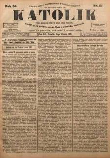 Katolik, 1901, R. 34, nr 111