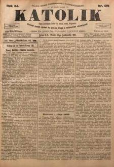 Katolik, 1901, R. 34, nr 125
