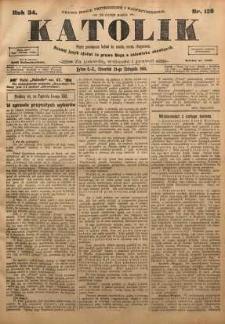 Katolik, 1901, R. 34, nr 138