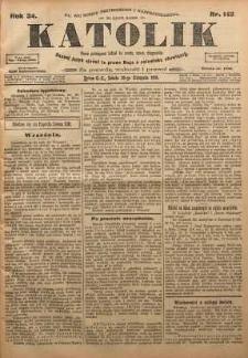 Katolik, 1901, R. 34, nr 142