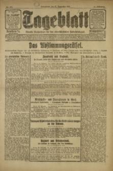 Das Tageblatt, 1920, Jg. 22, Nr. 272