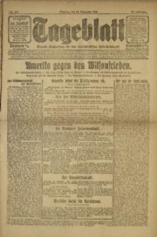 Das Tageblatt, 1920, Jg. 22, Nr. 274