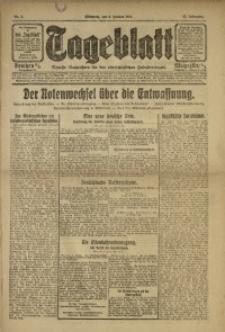 Tageblatt, 1921, Jg. 23, Nr. 3