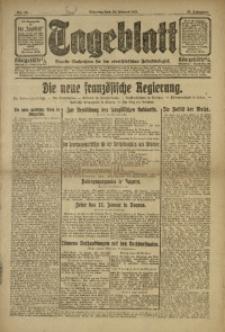 Tageblatt, 1921, Jg. 23, Nr. 12