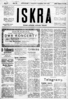 Iskra. Dziennik polityczny, społeczny i literacki, 1918, R. 9, nr 201