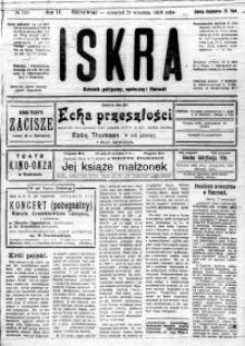 Iskra. Dziennik polityczny, społeczny i literacki, 1918, R. 9, nr 220