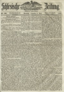 Schlesische Zeitung, 1854, Jg. 113, Nr. 195