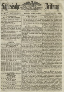 Schlesische Zeitung, 1854, Jg. 113, Nr. 201