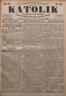 Katolik, 1902, R. 35, nr 110