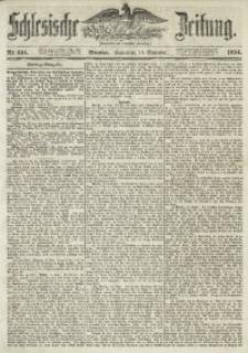 Schlesische Zeitung, 1854, Jg. 113, Nr. 434