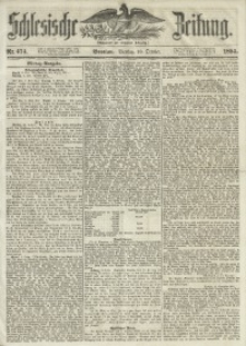 Schlesische Zeitung, 1854, Jg. 113, Nr. 474
