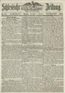 Schlesische Zeitung, 1854, Jg. 113, Nr. 477