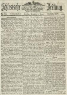 Schlesische Zeitung, 1854, Jg. 113, Nr. 482