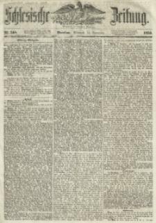 Schlesische Zeitung, 1854, Jg. 113, Nr. 548