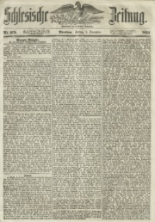 Schlesische Zeitung, 1854, Jg. 113, Nr. 575