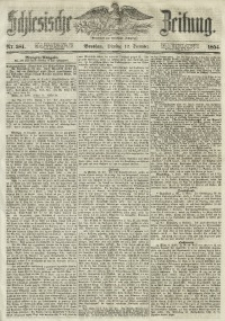 Schlesische Zeitung, 1854, Jg. 113, Nr. 581