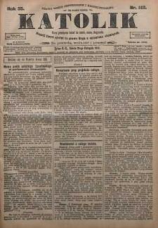 Katolik, 1902, R. 35, nr 142