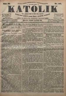 Katolik, 1902, R. 35, nr 144