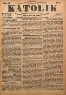 Katolik, 1903, R. 36, nr 3