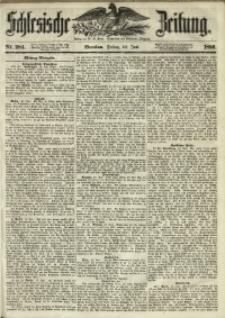 Schlesische Zeitung, 1856, Jg. 115, Nr. 284
