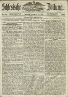 Schlesische Zeitung, 1856, Jg. 115, Nr. 285