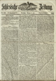 Schlesische Zeitung, 1856, Jg. 115, Nr. 312