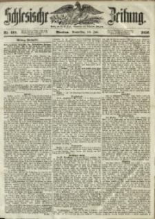 Schlesische Zeitung, 1856, Jg. 115, Nr. 318