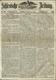 Schlesische Zeitung, 1856, Jg. 115, Nr. 390