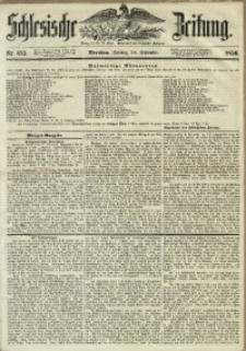Schlesische Zeitung, 1856, Jg. 115, Nr. 455