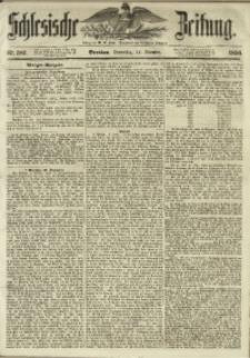 Schlesische Zeitung, 1856, Jg. 115, Nr. 581
