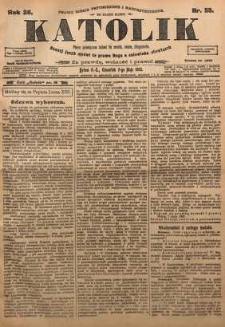 Katolik, 1903, R. 36, nr 55