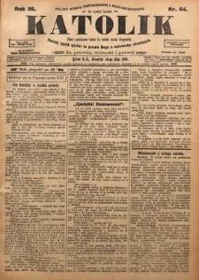 Katolik, 1903, R. 36, nr 64