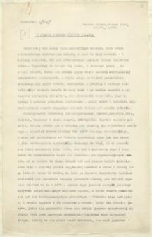 Artykuły o Śląsku ogłaszane w czasopismach w latach 1848-1854 w odpisach maszynowych