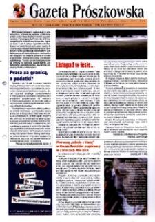 Gazeta Prószkowska : pismo miłośników Prószkowa 2004, nr 11 (16).