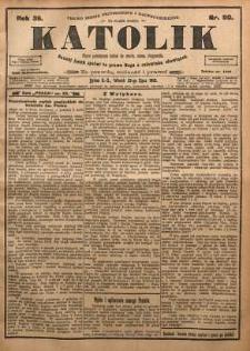 Katolik, 1903, R. 36, nr 90