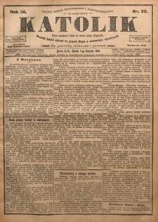 Katolik, 1903, R. 36, nr 92