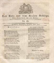 Der Bote aus dem Riesen-Gebirge, 1815, Jg. 3, No. 26