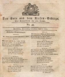 Der Bote aus dem Riesen-Gebirge, 1815, Jg. 3, No. 43
