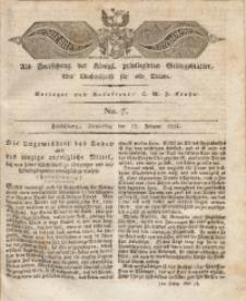 Der Bote aus dem Riesen-Gebirge, 1824, Jg. 12, No. 7