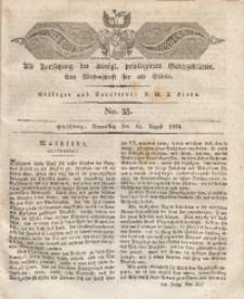 Der Bote aus dem Riesen-Gebirge, 1824, Jg. 12, No. 33