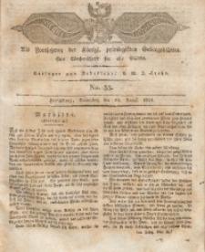Der Bote aus dem Riesen-Gebirge, 1824, Jg. 12, No. 35