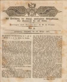 Der Bote aus dem Riesen-Gebirge, 1825, Jg. 13, No. 8