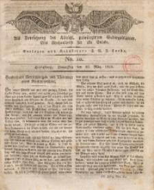 Der Bote aus dem Riesen-Gebirge, 1825, Jg. 13, No. 10