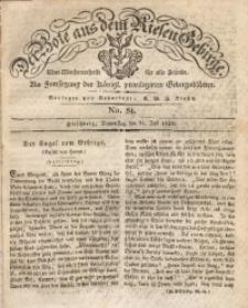 Der Bote aus dem Riesen-Gebirge, 1828, Jg. 16, No. 31
