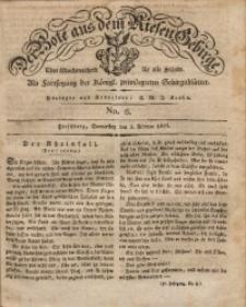 Der Bote aus dem Riesen-Gebirge, 1829, Jg. 17, No. 6