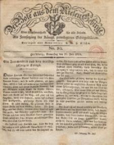 Der Bote aus dem Riesen-Gebirge, 1829, Jg. 17, No. 30