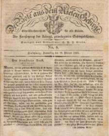 Der Bote aus dem Riesen-Gebirge, 1830, Jg. 18, No. 8