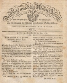 Der Bote aus dem Riesen-Gebirge, 1830, Jg. 18, No. 11